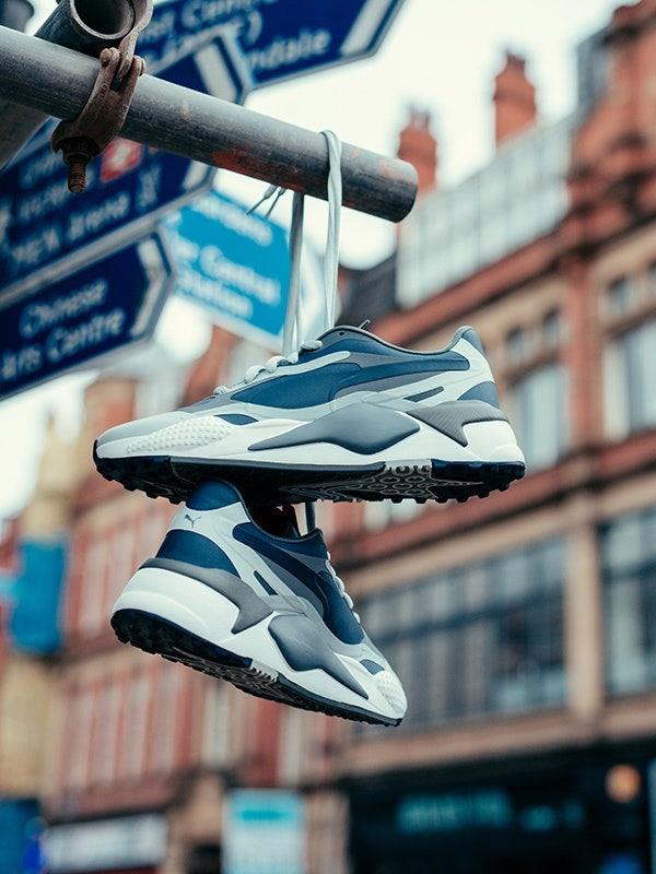 PUMA RS-G Golf Shoes Peacoat Navy