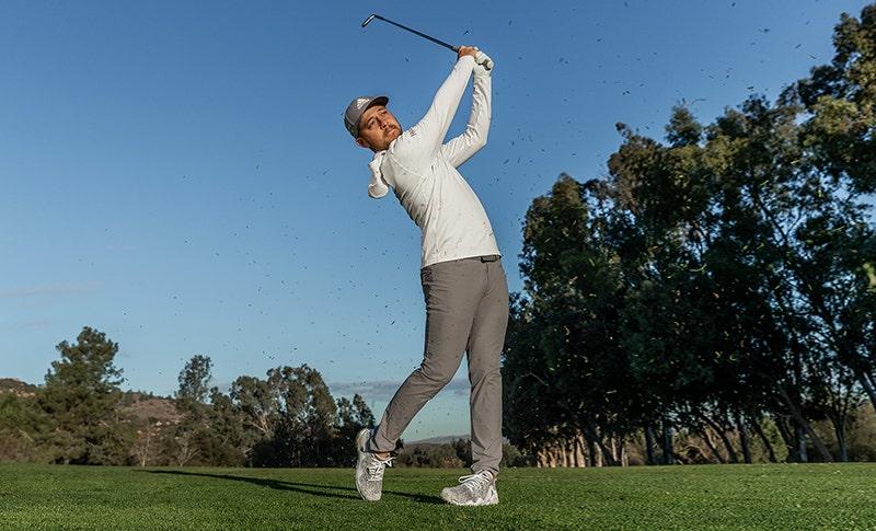 adidas Golf Hoodie Novelty Xander Schauffele