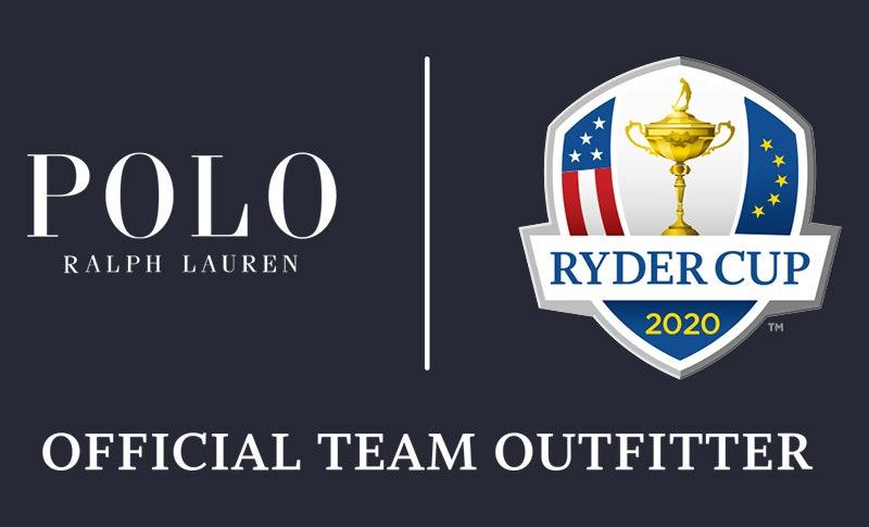 Ralph Lauren Official Team Outfitter Ryder Cup Team USA
