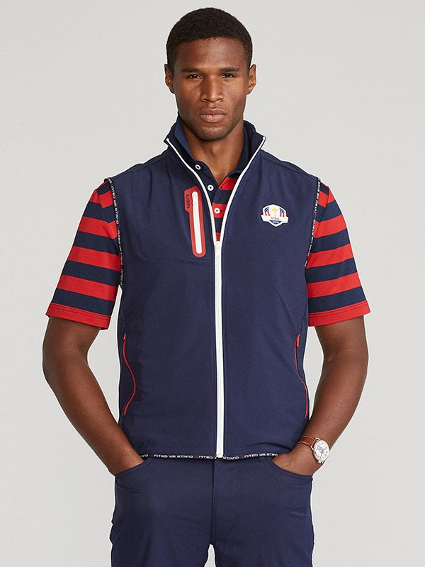Ryder Cup Team USA Outfit Technical Vest Gilet