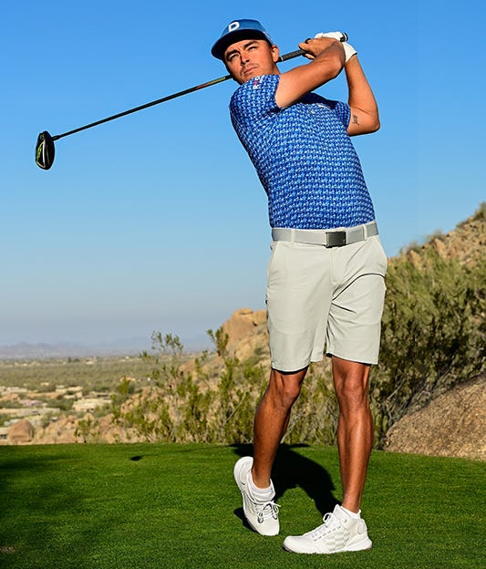 Rickie Fowler PUMA Golf Player