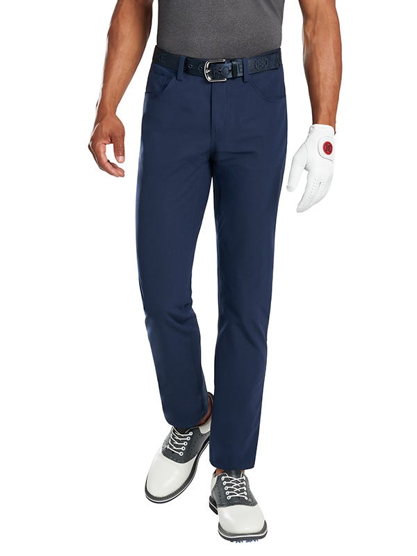 Five Pocket Golf Trousers Chino Style