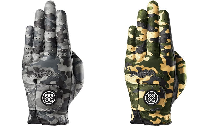 G Fore Camouflage Golf Gloves