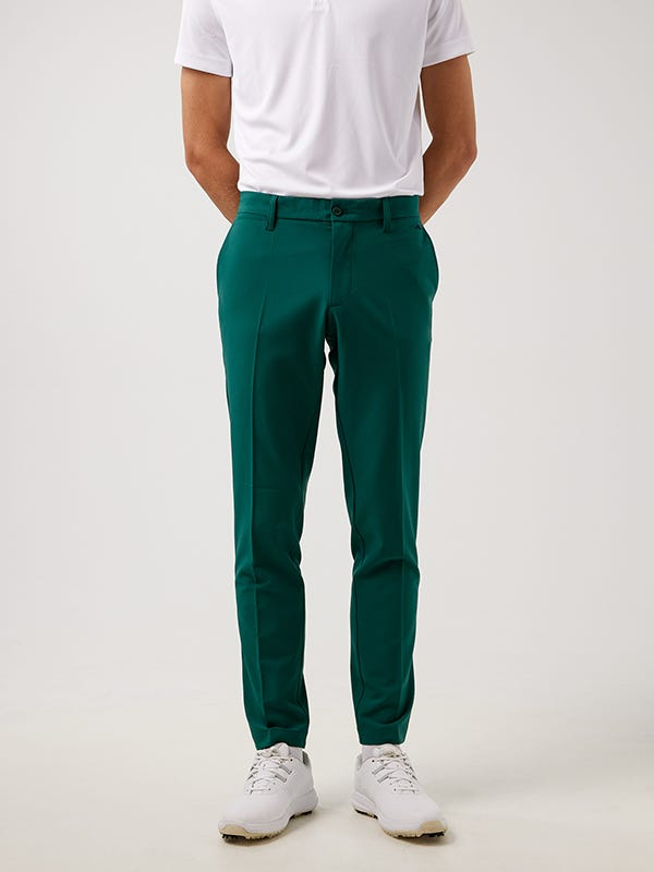 Golf Trousers Slim Fit Silhouette