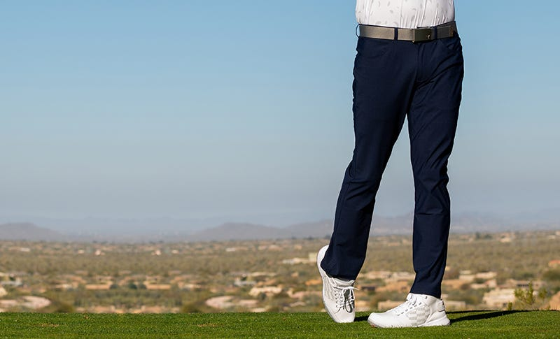 Tailored Golf Pants Worn by Rickie Fowler