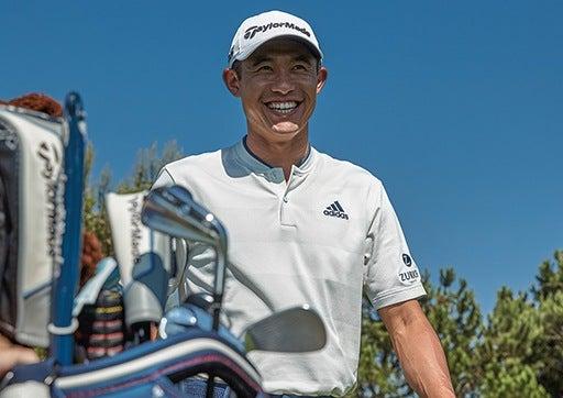 adidas Golf Brand Page