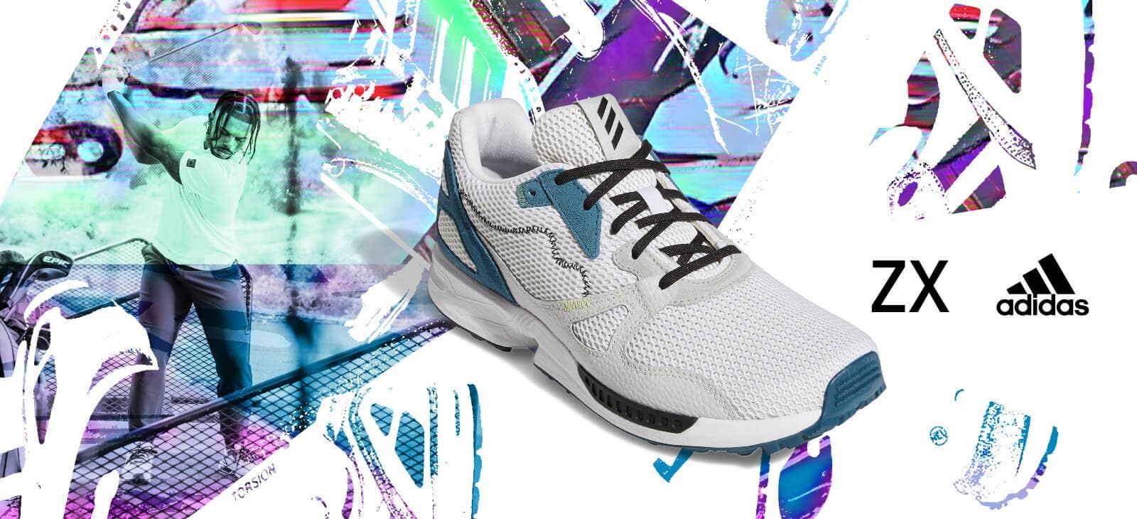 adidas ZX Primeblue Golf Shoes
