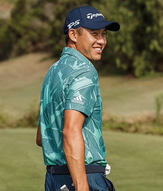 Collin Morikawa adidas Golf